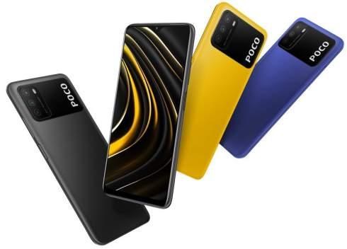 Xiaomi представила Poco M3 — смартфон с экраном Full HD+, тройной камерой, Snapdragon 662 и батареей на 6000 мА·ч