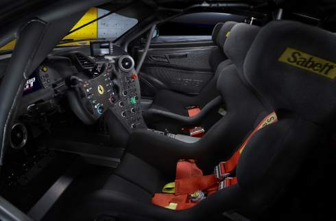Ferrari представила трековый суперкар 488 GT Modificata