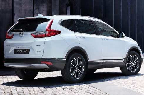 Европейский Honda CR-V остался без бензиновых двигателей