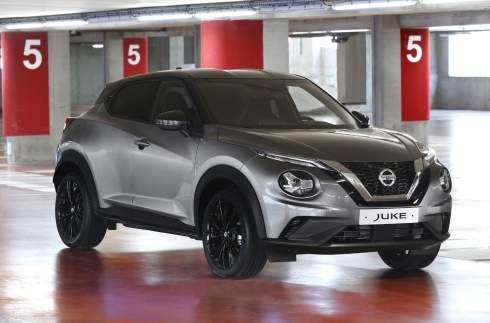 Nissan Juke получил специальную версию Enigma