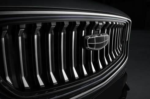 Geely рассекретила большой кроссовер на платформе Volvo
