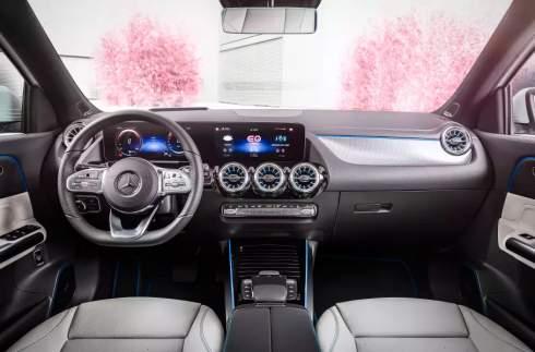 Представлен электрокар Mercedes-Benz EQA с запасом хода 426 километров