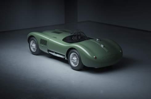 Jaguar запустит в мелкую серию родстер 1950-х годов