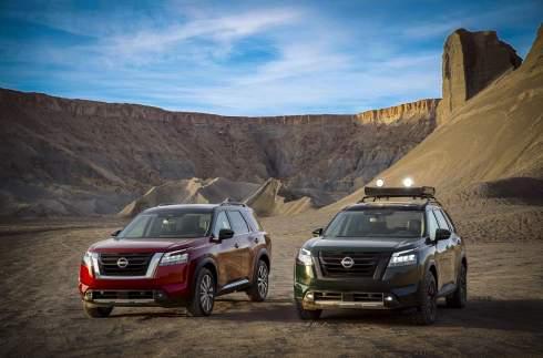 Восемь мест, автомат и V6: Nissan представил новый Pathfinder