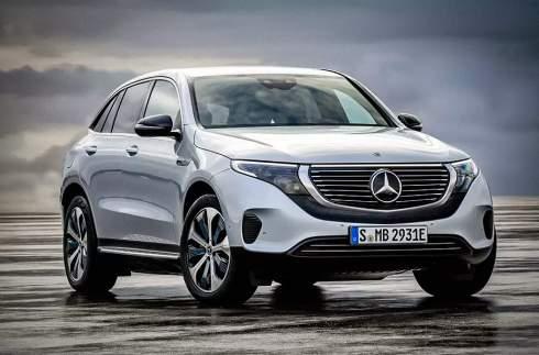 Электрический Mercedes-Benz EQC обзавелся двумя новыми версиями