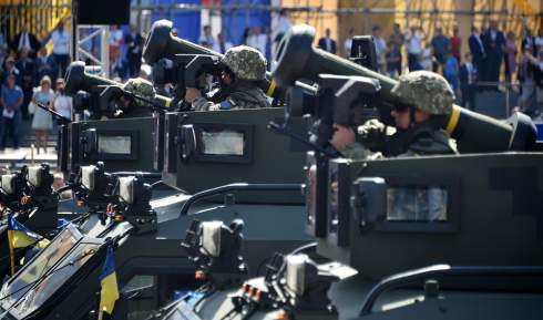 Позитив недели. В Украине создают БМП «Вавилон» с высоким уровнем защиты
