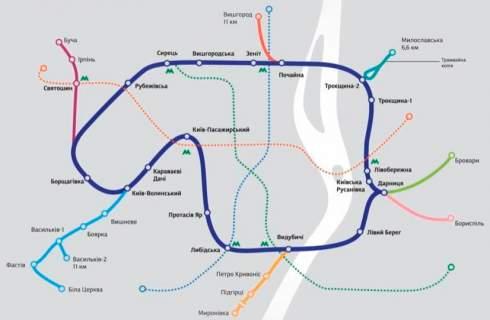 Буча, Вышгород, Боярка и Бровары: как будет работать City Express в Киеве