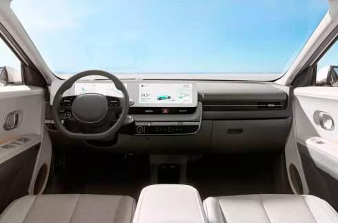 Представлен серийный электромобиль Hyundai Ioniq 5