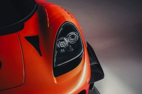 736 сил на 852 килограмма массы: представлен суперкар GMA T.50s Niki Lauda