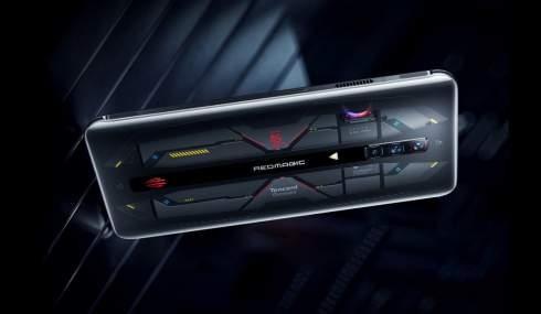 Представлен самый мощный смартфон в мире Nubia Red Magic 6 — 165-Гц дисплей, 18 Гбайт ОЗУ и Snapdragon 888 с вентилятором