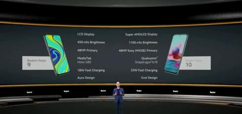 Представлены «чемпионские» Redmi Note 10, Redmi Note 10 Pro и Redmi Note 10 Pro Max