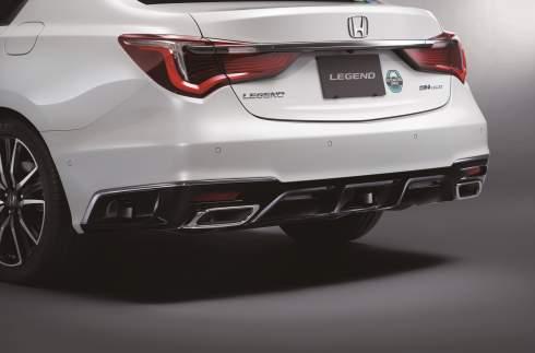 Honda представила автомобиль с автопилотом, который позволяет убирать руки с руля