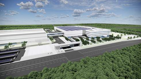 Hyundai построит в Китае завод по выпуску водородных топливных элементов
