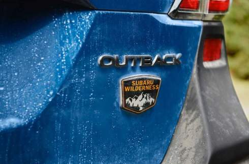 Subaru представила «самую внедорожную» версию Outback