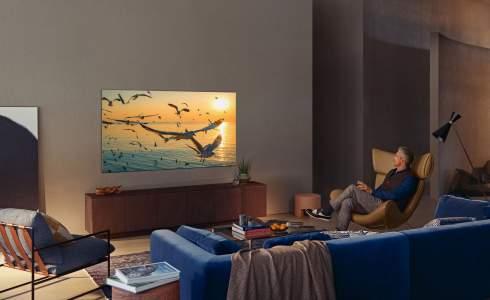 Для «лучшего телевизора всех времён» Samsung выбрала платформу MediaTek
