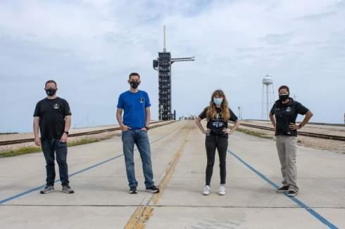 NASA и SpaceX наметили пилотируемый запуск Crew-3 на 23 октября