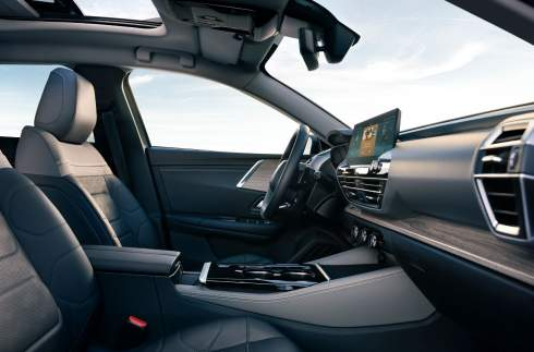 Citroen представил флагманский кроссовер-лифтбек C5 X