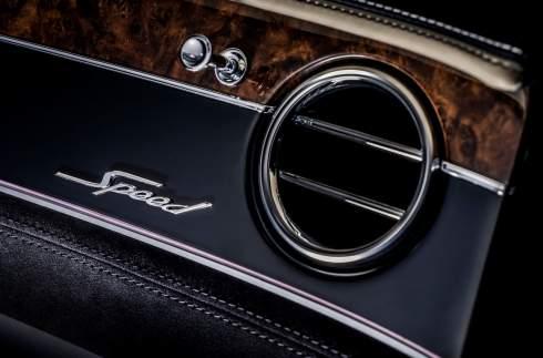 Bentley представила открытую версию Continental GT Speed