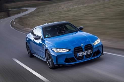 BMW M3 и M4 обзавелись полным приводом и стали быстрее
