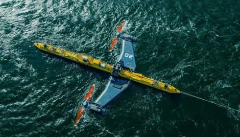 У берегов Шотландии установили самую мощную в мире приливную турбину