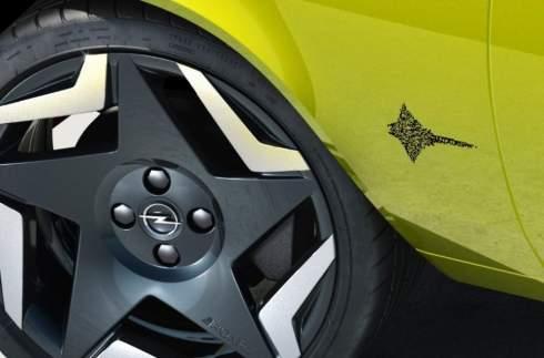 Opel возродил модель Manta в виде электрокара