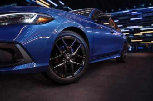 Honda представила новый Civic-седан
