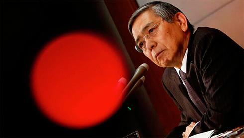 Глава Банка Японии раскритиковал биткоин и поддержал стейблкоины