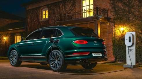 Bentley полностью перейдёт на выпуск электромобилей к 2025 году