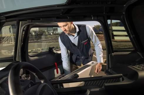Citroen выпустил крошечный электрический фургон