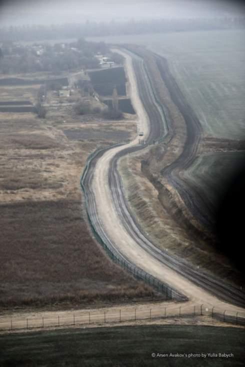 «Стена» на границе. Смогут ли украинские пограничники остановить российское вторжение