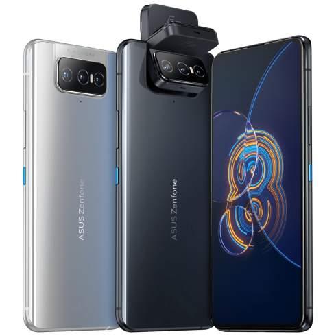 Представлен смартфон Asus Zenfone 8 Flip без фронтальной камеры, с аккумулятором на 5000 мА•ч, стереодинамиками и NFC