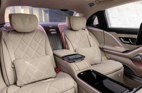 Представлен Mercedes-Maybach S-Class с мотором V12