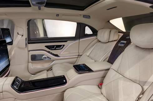 Самый дорогой Mercedes-Maybach S-Class с мотором V12 оказался менее мощным, чем ожидалось