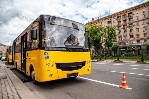 Кондиционер, GPS, форма для водителей: Киев вводит жесткие требования к перевозчикам