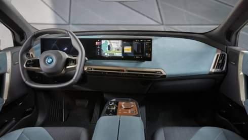 BMW раскрыла характеристики электрического кроссовера iX xDrive50 — более 500 л.с. и запас хода на 480 км