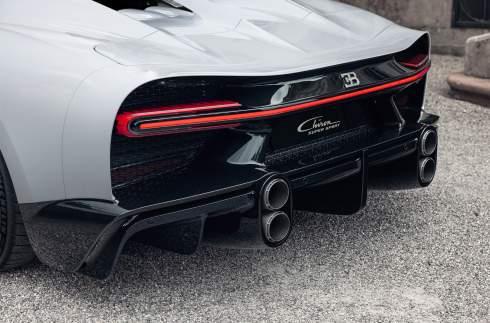 Bugatti представила новый гиперкар Chiron Super Sport