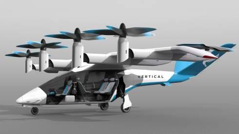 Avolon и Vertical Aerospace объявляют о крупнейшем в мире заказе электрических самолетов с вертикальным взлетом и посадкой