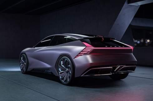 Geely намекнула на дизайн будущих моделей концепт-каром Vision Starburst