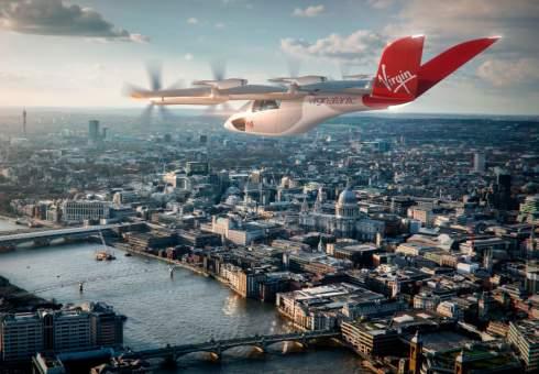 Сотрудничество Virgin Atlantic с Vertical Aerospace предусматривает покупку до 150 самолетов и создание совместного предприятия