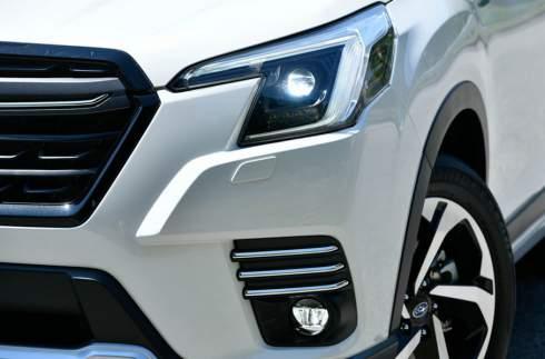 Представлен обновленный кроссовер Subaru Forester