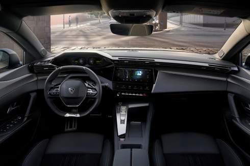 Peugeot представила новый 308 в кузове универсал