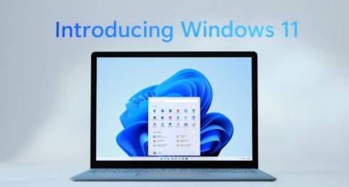 Представлена Windows 11