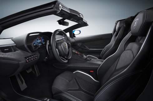 Lamborghini показала финальный Aventador