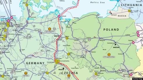 """Европейский суд отклонил апелляцию Германии на ограничение доступа """"Газпрома"""" к газопроводу Opal"""