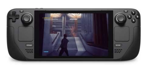 Представлена игровая консоль Steam Deck на платформе AMD и с 7-дюймовым экраном