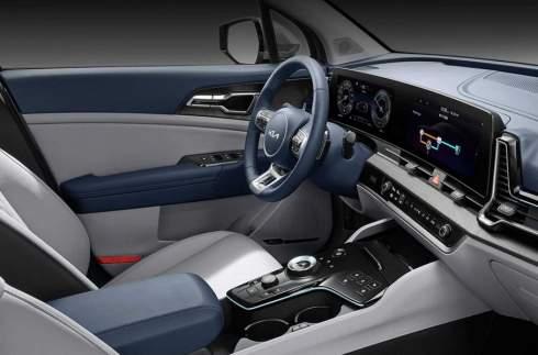 Представлен самый экономичный Kia Sportage нового поколения