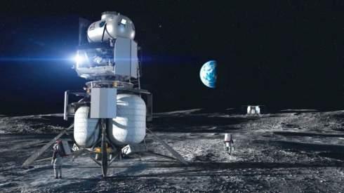 $2 млрд за полет на Луну. Безос готов помочь НАСА с финансированием лунной программы