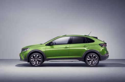 Volkswagen показал очередной доступный кроссовер на букву T. На этот раз с купеобразным кузовом