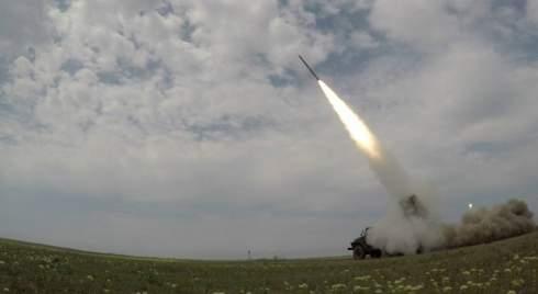 Позитив недели. Реактивные снаряды «Тайфун-1» успешно отстрелялись на максимальное расстояние