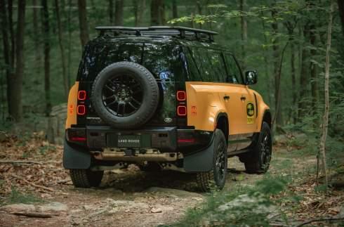 Land Rover выпустил «экспедиционный» Defender Trophy